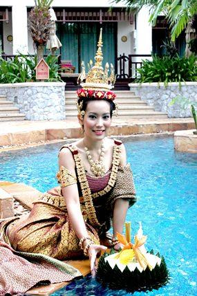 Loy Krathong at Sheraton Pattaya on November 17.