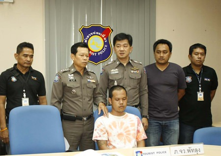 Thewarit Nu-urai has been charged with assault and weapons possession.