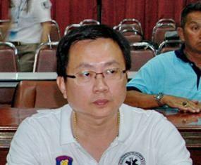 Sinchai Wattanasartsathorn, president of the PBTA