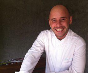 French Chef Julien Lavigne.