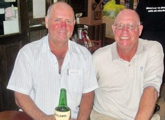 Brian Gabe and Bob Watson.