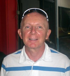 Roger Wilkinson.