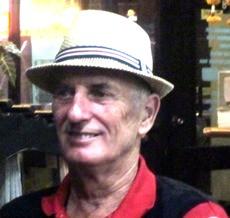 John Carlin.