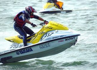 Catch all the exciting water-borne action this weekend at the Pattaya Watersports Festival at Jomtien Beach.