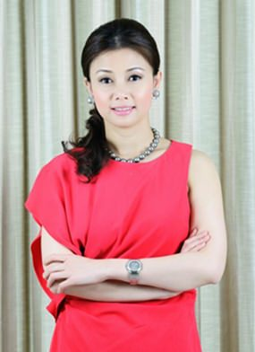 Siriya Thepcharoen, deputy MD of Marketing for Nusasiri PLC.