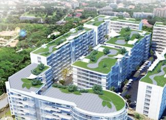 The Golden Tulip Hotel & Residence in central Pattaya will offer a hotel-quality management service to its residents.