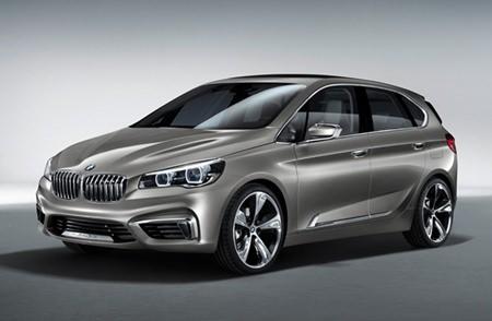 BMW Active Tourer.