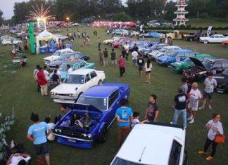 Datsun Festival 2013.