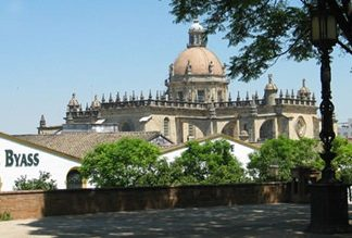 The Cathedral, Jerez de la Frontera. (Photo: Prince Grobhelm)