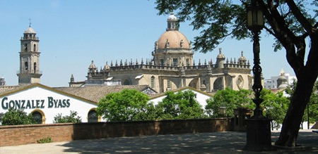 The Cathedral, Jerez de la Frontera. (Photo: Prince Grobhelm)