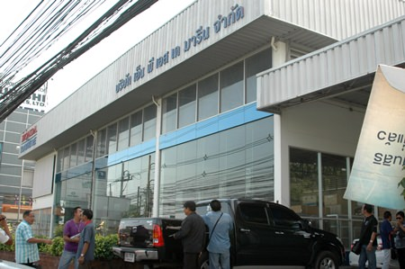 Due to complaints from locals, executives at NPSK Marine Co. will soon be moving operations out of Pattaya.