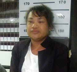 Phech Hotarat almost made it out of the country before being caught and charged with fraud.