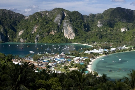 Ko Phi Phi Don viewpoint