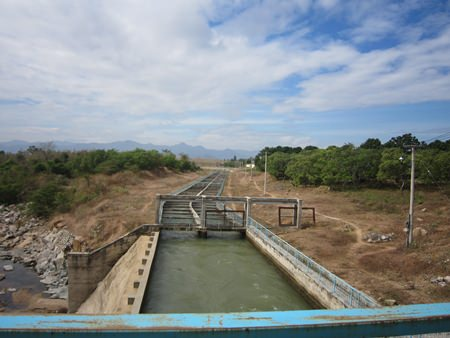 Song Ong Small Hydro Project.