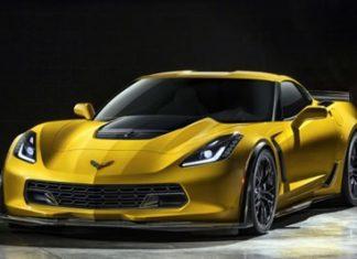 600 BHP Corvette