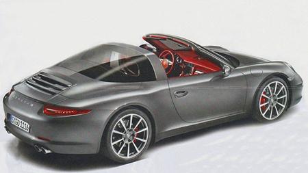 Targa Porsche