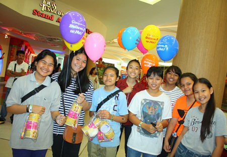 Beaming smiles prevail during Children's Day activities at Ripley's Believe It or Not! Museum, Pattaya.