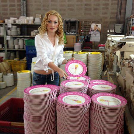 Carmen McMillen visits the Bangkok factory.