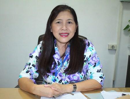 Tourism Promotion Bureau Director Onvara Karapin.