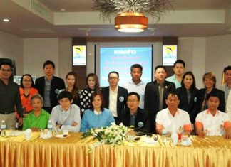 Members of the Pattaya Business & Tourism Association have come out in support of the city's new push to clean up traffic on Pattaya Beach Road.
