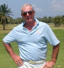 Fergus Brennan - winner at Treasure Hill.