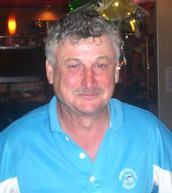 Tony Pieroni - Div.2 winner at Green Valley
