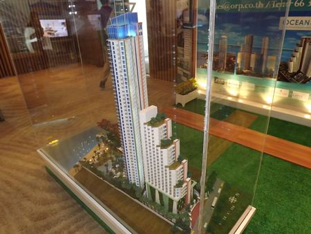 The best of Eastern Seaboard and Thai real estate was on show at the expo.