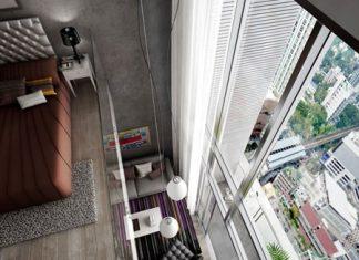 The Lofts Ekkamai units will offer breathtaking views of Bangkok.