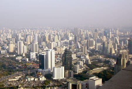 The Bangkok property market finished strong in 2013. (Wikipedia commons)