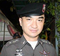 Pattaya Police Station Superintendent Col. Suwan Cheaonawinthawat.