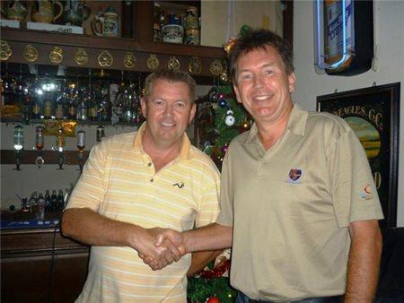 Dave Hester & Mark Williams.