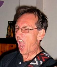Screaming eagle Phil Cawse.