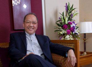 Dusit Thani Pattaya GM Chatchawal Supachayanont.