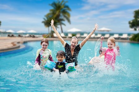 Dusit Thani Pattaya offers more as a Family Friendly Hotel.