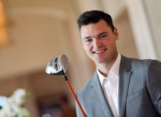 PGA golfer Martin Kaymer has become Etihad Airways' newest Guest Ambassador.