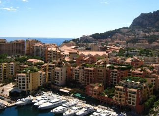 Monaco is being targeted by super-rich Asians seeking a trophy home overseas. (Photo/Wikipedia commons)