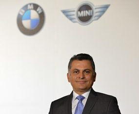 César Badilla, director of after sales for BMW Group Thailand.