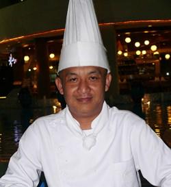Chef Surasak.