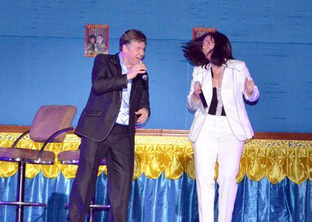 Alan Scott & Kimy put on a great show.