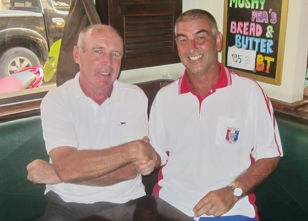 Mark West & Jim Ferris.