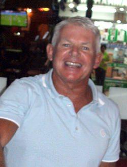 Sunday A Flight winner Mark Bonner.