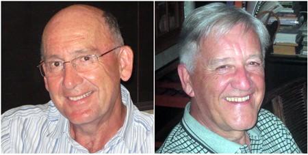 Peter Skinner and Paul Buckland.