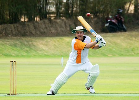 Dave Callick hit an unbeaten 83 to guide Pattaya to a total of 182 for 4 against Siam Cricket Club, Sunday, March 2.