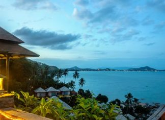 The outlook remains bright for Koh Samui's hotel industry. (Photo/Wikipedia commons)