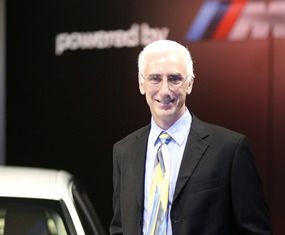 Jeffrey D. Gaudiano, managing director, BMW Manufacturing Thailand.