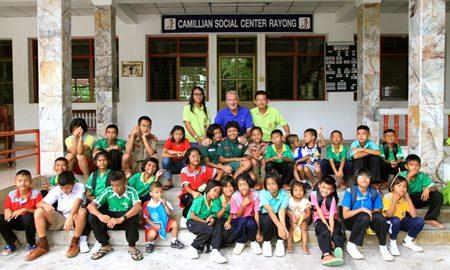 Camillian Social Centre.