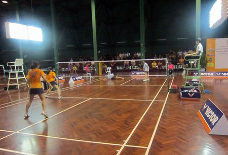 National Badminton Championships.
