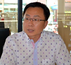 """PBTA President Sinchai Wattanasartsathorn says the coup might provide the """"light at the end of the tunnel."""""""