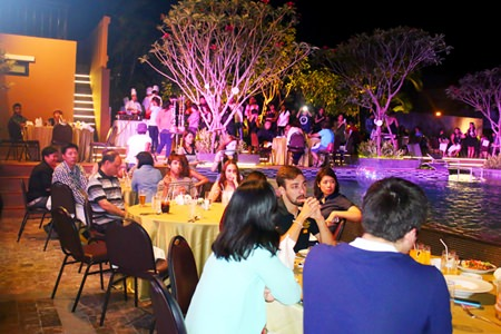 Over 100 representatives from 60 agencies attended the open house party at Citrus Parc Hotel Pattaya.