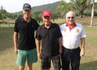 Bill Steinman, Frankie Sharratt & Ian Masterson.